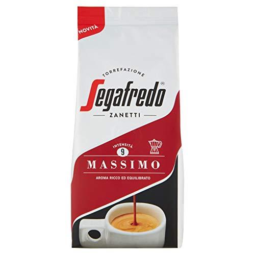 Segafredo - Cafe Molido Tostado - Massimo- Intensidad 9 . Aroma Rico y Equilibrado - 200 Gramos