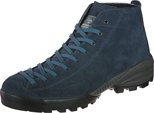 Scarpa Schuhe Mojito City Mid Wool GTX Größe 41,5 Ottanio