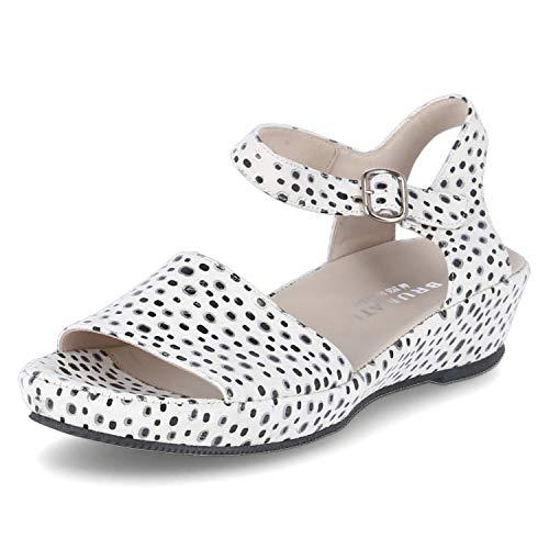 Brunate Sandaletten Größe 40 EU Weiß (Weiß)