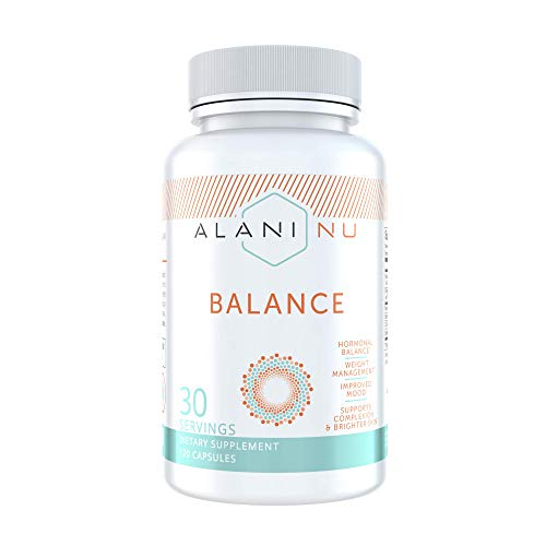 Alani Nu Hormonal Balance Vitamin Supplement for Women, Weight Management and Clear Complexion, 30 Servings