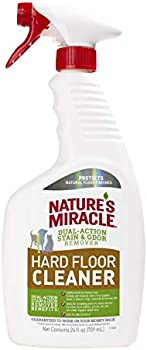 Natures Miracle Hard Floor Cleaner, 24 Oz.