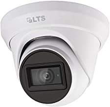 LTS CMHT1782-28F HD TVI/AHD/CVI/CVBS 8.29MP 2.8mm Wide Lens 197ft IR Turret Camera