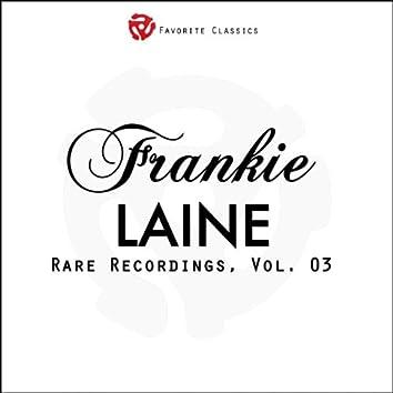 Rare Recordings, Vol.3