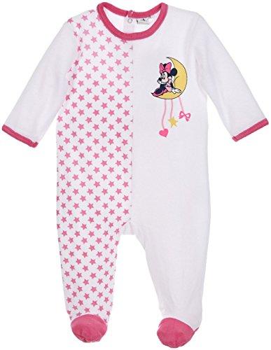 Disney Baby Minnie Maus Schlafanzug Mond Pink 12 Monate