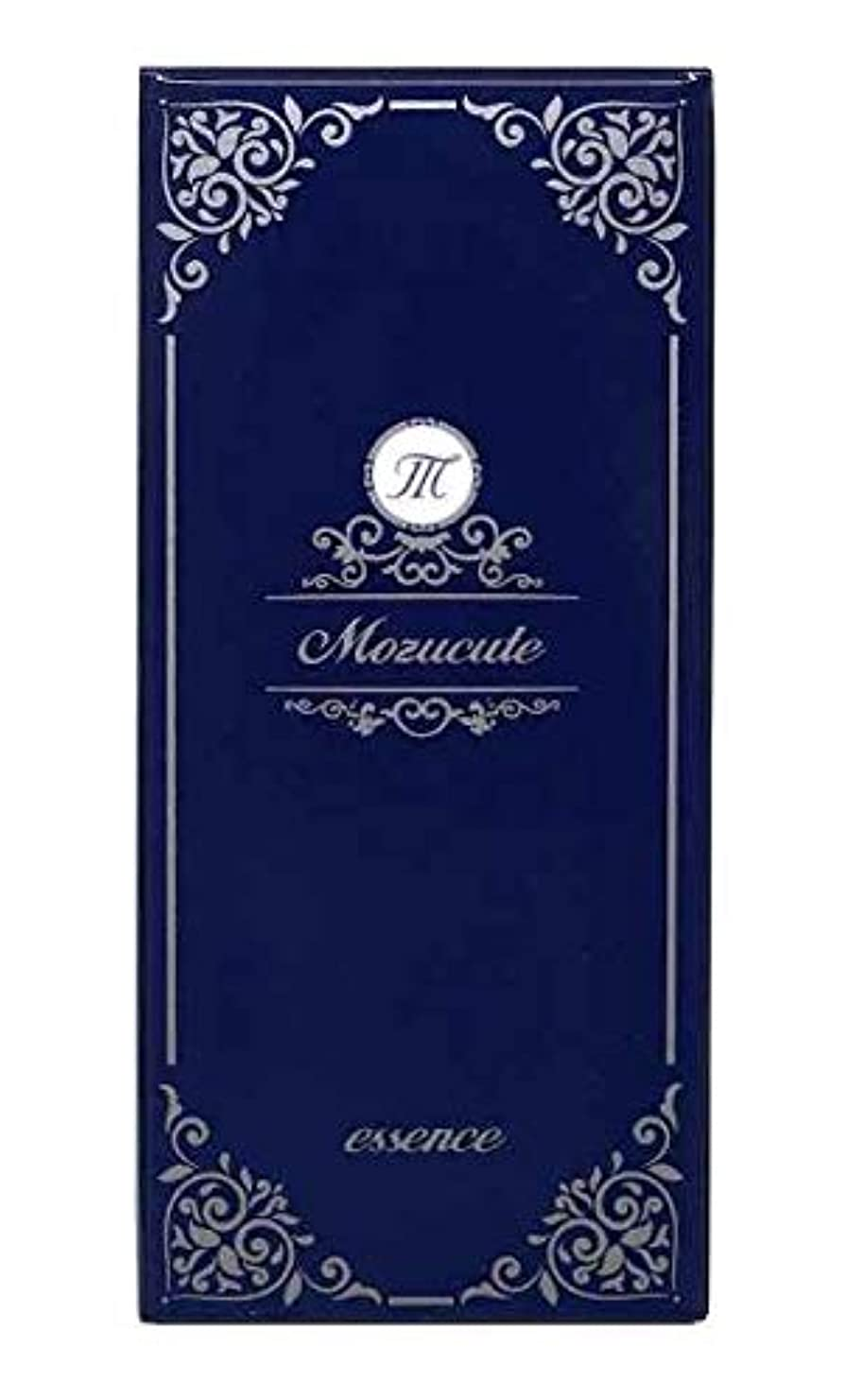 瞑想する飲食店しなやかな美容液 保湿 美白 フコイダン エイジングケア しっとり MOZUCUTE(モズキュート)