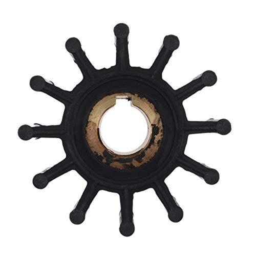 HYY-YY Impeller Kit Waterpomp 12 Blade voor Sherwood 15000K Jabsco 18327-0001