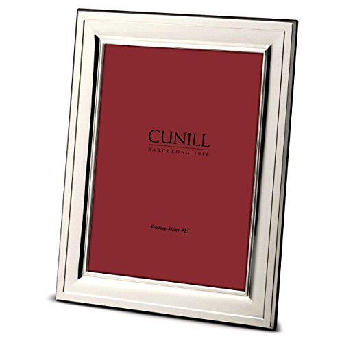 Cunill Hampton 5x7 Sterling Silver Picture Frame