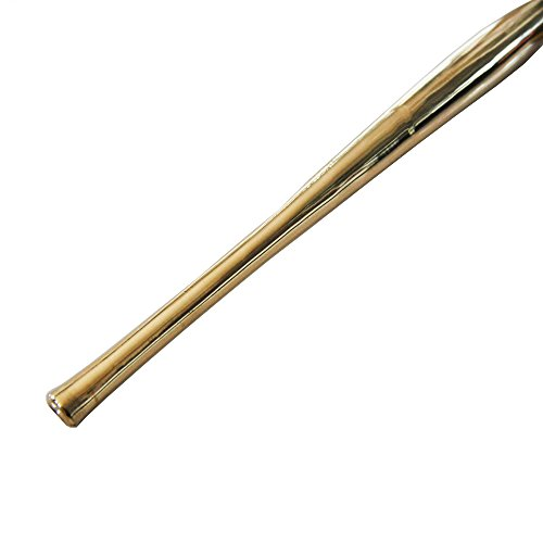 フカシロ『キセル真鍮4寸延』