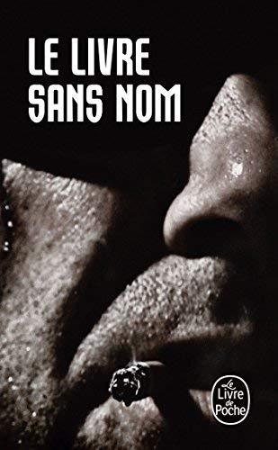Le Livre Sans Nom (Bourbon Kid, Tome 1) (Le Livre de Poche) (French Edition) by Anonymes(2011-06-01)