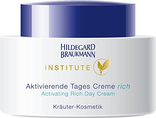 Hildegard Braukmann Institute Aktivierende Tagescreme rich, 1er Pack (1 x 50 ml)