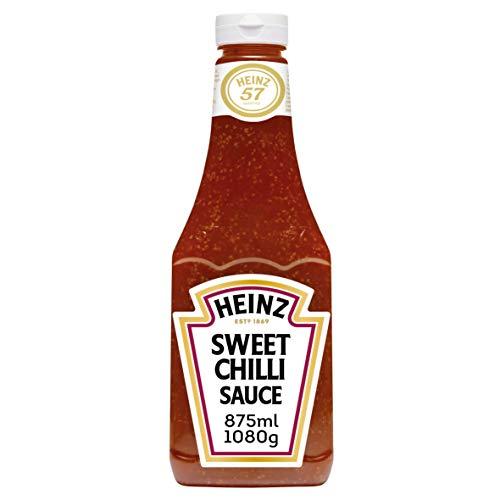 Heinz Salsa Sweet Chilli envase 875ml