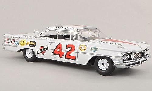 Oldsmobile 88, No.42, 1959, voiture miniature, Miniature déjà montée, Sun Star 1 18