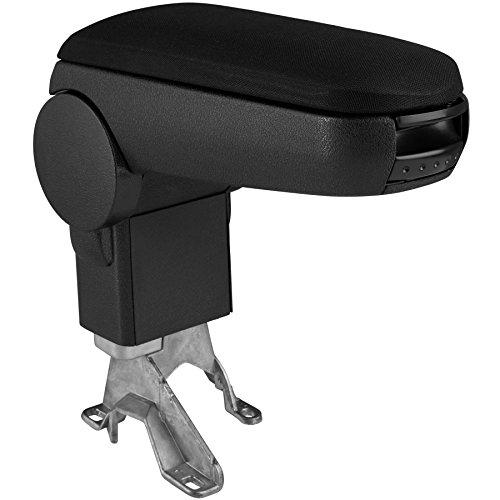 TecTake Mittelarmlehne Mittelkonsole | Gepolsterte Armauflage | Großes Staufach im Inneren - verschiedene Modelle - (Typ 1 | Nr. 402721)
