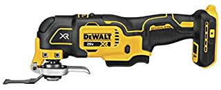 DEWALT 20V MAX XR Oscillating Multi-Tool, Variable Speed, Tool Only (DCS356B) (B07VBB55X5) | Amazon price tracker / tracking, Amazon price history charts, Amazon price watches, Amazon price drop alerts