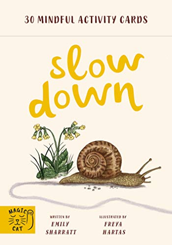 Slow Down: 30 mindful activity cards