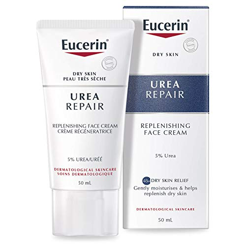 3 x Eucerin D/Skin Face Cream