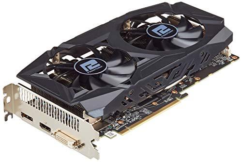 Placa de vídeo PowerColor Radeon ™ RX 580 GDDR5 de 8GB RADEON RX 580 AXRX 580 8GBD5 DHDV2 / OC