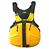 Stohlquist Men's Trekker Life Jacket/Personal Floatation Device (Mango, Univ Plus)
