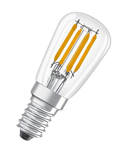 OSRAM Lamps LED-Lampen, Spezial Kühlschrank, Glas, 2.8 W, warmweiß, One Size