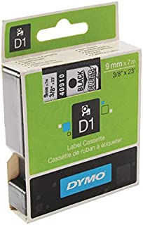 DYMO D1 Standard Labels 9mm suitable for DYMO LabelManager and DYMO LabelWriter Duo