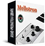 MELLOTRON - Large unique original 24bit WAVE/Kontakt Multi-Layer Samples/Loops Library on DVD or download;