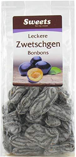 Odenwälder Marzipan Hartkaramellen Zwetschgen Bonbons 150g