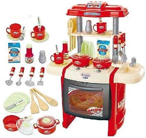 las mejores marcas venden barato XuBa Juguetes de plástico para bebé, Juguetes de Cocina de de de Lujo, Juguetes educativos para niñas  ahorrar en el despacho