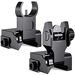 cheap Marmot Folding Iron Site A2 Site and Rifle Pistol Site