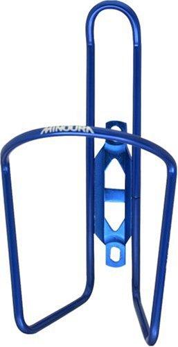 Minoura Flaschenhalter Aluminium 4,5, blau