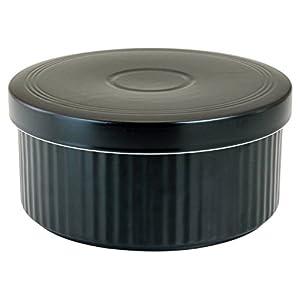 波佐見焼 HASAMI セラミック おひつ 3合 ご飯 保存 容器 レンジ 対応 約 1500cc φ 19cm x 9cm