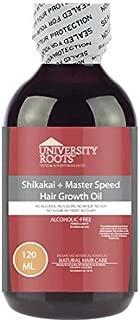 Shikakai Master Hair Growth Oil (Thinning Hair, Brittle Hair, Sparse Hair Growth)