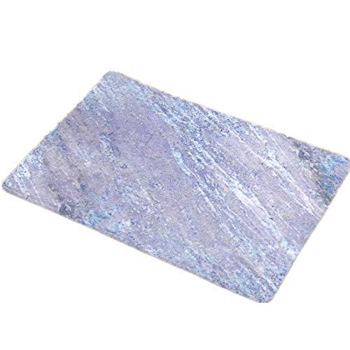 Noun alfombras Alfombrilla de Piso Simple y Elegante Sala de Estar Alfombrilla de Cocina baño de Agua Alfombrilla Antideslizante Almohadilla para el pie del hogar 40x60cm