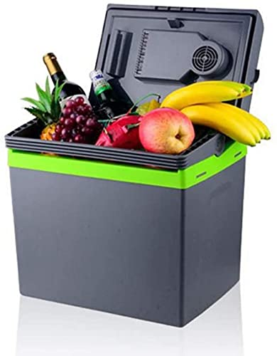 Sistema termoeléctrico portátil 25L pequeño refrigerador 12V/220V compacto pequeño refrigerador para dormitorio/oficina/dormitorio/coche