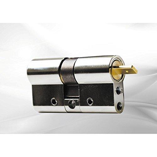 Danalock/KESO 4000s Sicherheitszylinder nach Maß incl 3 Schlüssel + Sicherungskarte