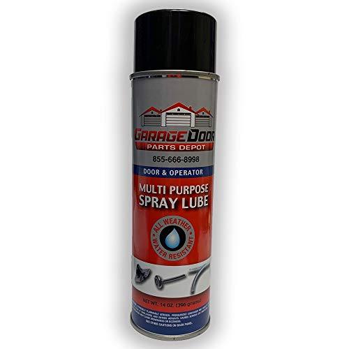 Garage Door Parts - Multi-purpose Spray Lube