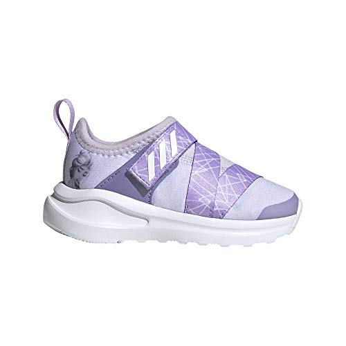 adidas Unisex Baby Fortarun X Frozen I Sneaker, Matpur/Púrsua/Ftwbla, 20 EU