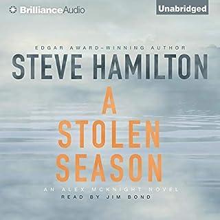 A Stolen Season audiobook cover art