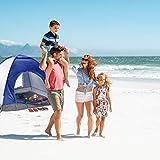 Zoom IMG-2 relaxdays tenda da campeggio pop