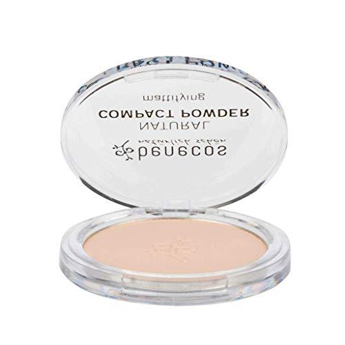 benecos - Kompaktpuder Porzellan / Compact Powder porcelain - 9 g