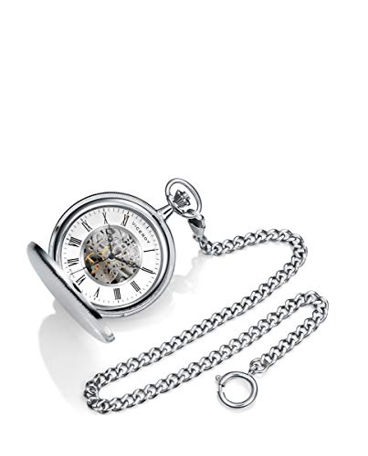 Reloj de Bolsillo Cuerda Mecánico Viceroy 44119-02
