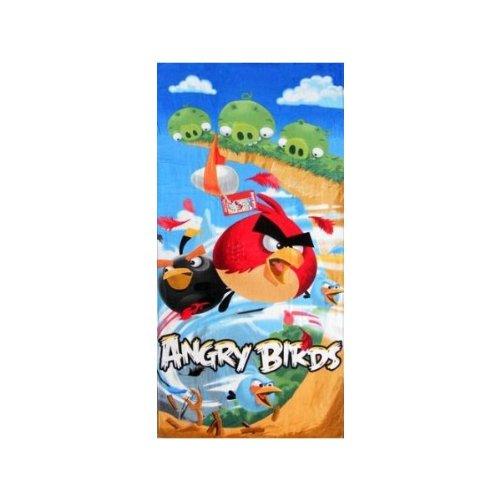 Angry Birds Toalla Cliff Hanger nuevo & embalaje original 100% algodón
