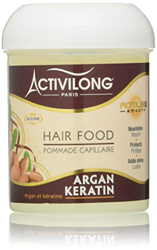Activilong Actiliss Smooth Pommade Capillaire Argan/Kératine 125 ml