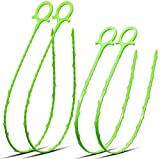 AWINNER Snake Hair Drain Clog Remover Cleaning Tool, 20 Inch And 25 Inch,4 Pack