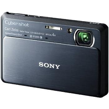 ソニー SONY デジタルカメラ Cybershot TX9 (1220万画素CMOS/光学x4/デジタルx8) グレー DSC-TX9/H