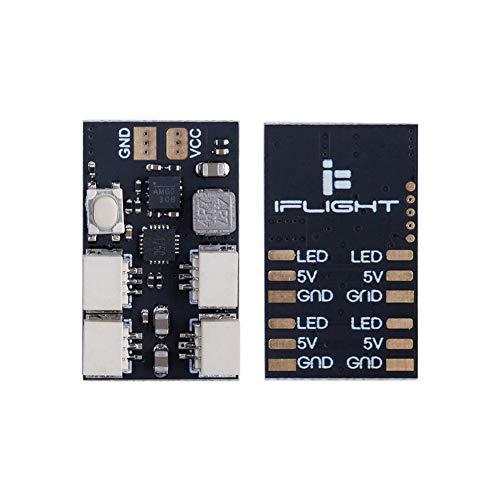 iFlight LED-Lichtsteuermodul Programmierbares LED-Lichtmodul 2-6S FPV Drohne