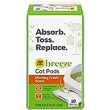 Purina Tidy Cats Litter System, Breeze Morning Fresh Fragrance Multi Cat Pad Refills - 10 ct. Box