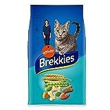 Affinity Brekkies con Salmón Atún Verduras Y Cereales Alimento para Gatos - 1.5 kg.