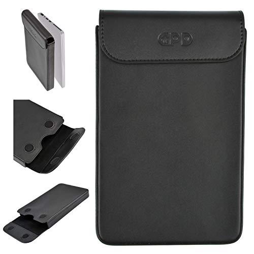 Funda protectora oficial de cuero para GPD Pocket 2 Laptop - 7 pulgadas Windows 10 System UMPC Mini Laptop Cover sólo para GPD Pocket 2