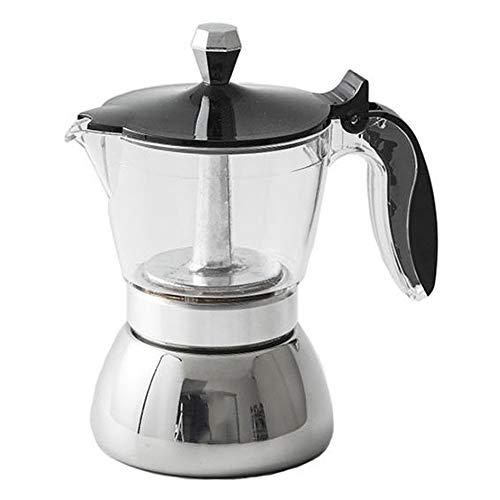 Espressomachines, Infuuskoffiezetapparaat, Ingebouwde Veiligheidsdrukontlastklep, Eenvoudige Reiniging, Snelle En Gelijkmatige Verwarming, 5 Minuten Koffie Halen