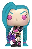 Funko- League of Legends Jinx la Mina Vagante, 10305
